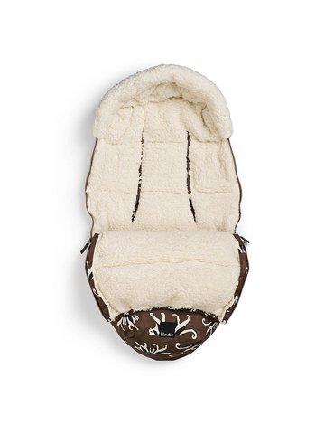 Elodie Details - śpiworek do wózka - White Tiger