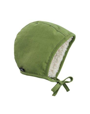 Elodie Details - Czapka Winter Bonnet - Popping Green 1-2 lata