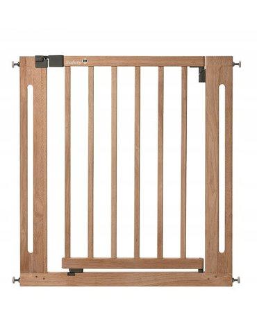 Bramka drewniana Easy Close Wood - Safety 1st