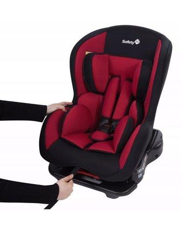 Safety 1st Sweet Safe fotelik samochodowy gr 0/1 Full Red