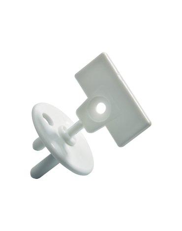 Safety 1st - Zabezpieczenie kontaktów 12 Euro + 4 keys