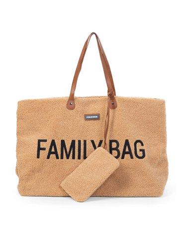 Childhome Torba Family Bag Teddy Bear