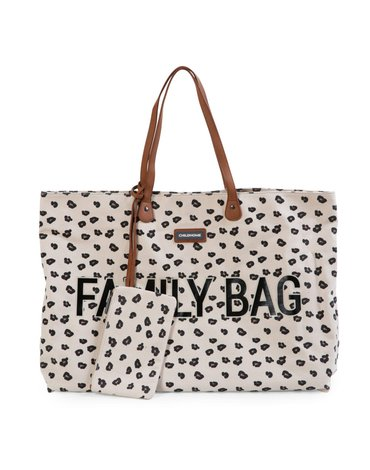 Childhome Torba Family Bag Leopard