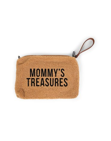 Childhome Torebka Mommy's Treasures Teddy Bear