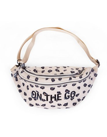 Childhome Nerka Banana Bag Leopard
