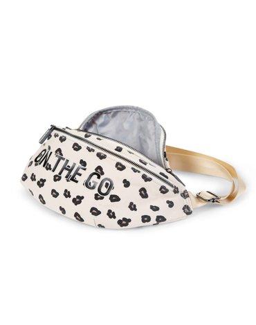 Childhome Nerka Banana Bag Leopard CHILDHOME