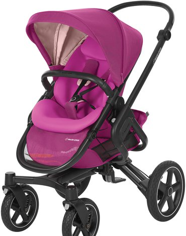 Wózek Nova 4 Frequency Pink - Maxi-Cosi