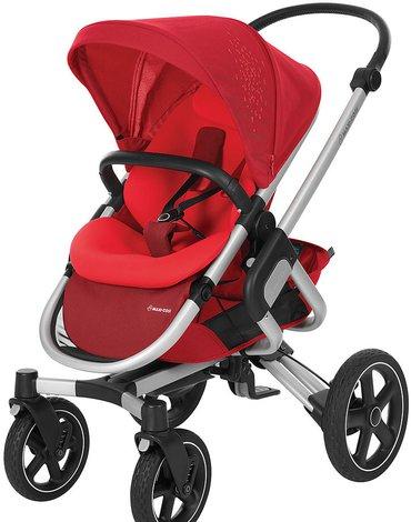 Wózek Nova 4 Vivid Red - Maxi-Cosi