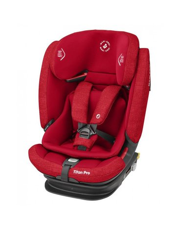 TitanPRO Nomad Red fotelik samochodowy 2019 - Maxi-Cosi