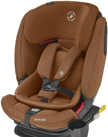 TitanPRO Authentic Cognac fotelik samochodowy - Maxi-Cosi