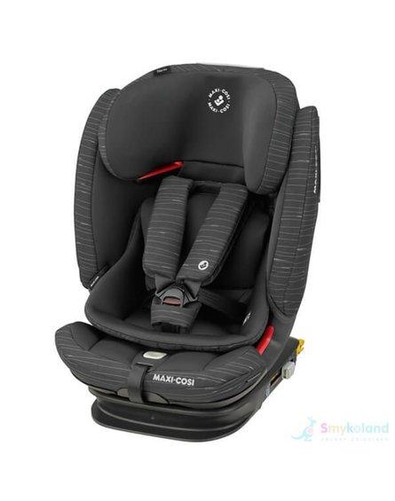 TitanPRO Scribble Black fotelik samochodowy 2019 - Maxi-cosi