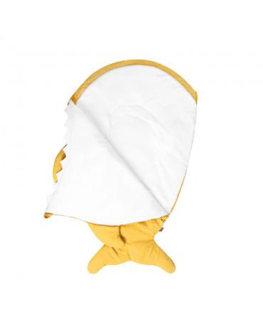 Baby Bites Śpiworek dziecięcy light Constellations (1-18 miesięcy) Yellow