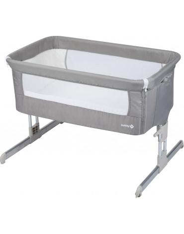 Safety 1st - Calidoo Warm Grey łóżeczko dostawne