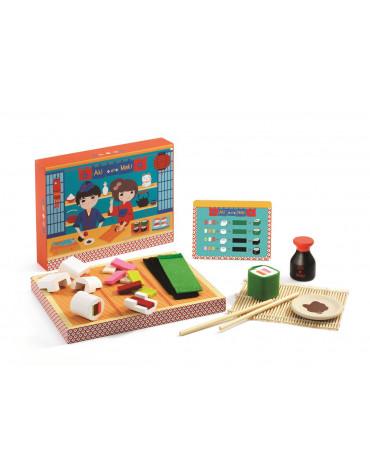 Djeco - Odgrywanie ról BAR SUSHI Aki et Maki DJ06537