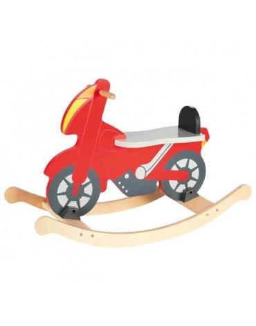 Goki® - Motocykl na biegunach Goki