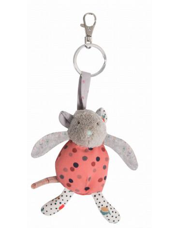Moulin Roty - Breloczek do kluczy mysz H12 665004