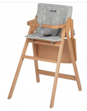 Safety 1st krzesełko Nordik z wkładką Warm Grey