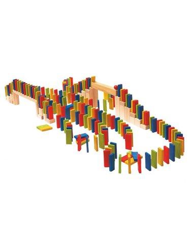 Woody - Domino do przewracania 200 sztuk