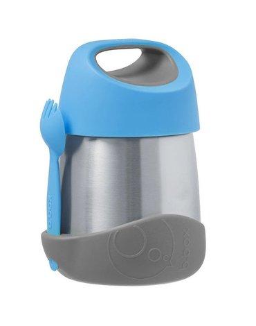 Termos na jedzenie 335 ml, Blue Slate, b.box