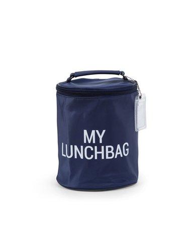 Childhome Śniadaniówka My Lunchbag Granatowa