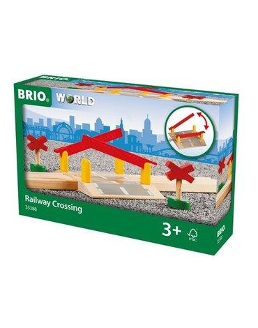 BRIO World Przejazd Kolejowy