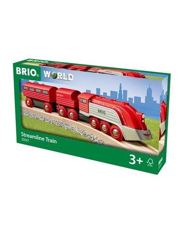 BRIO World Futurystyczny Pociąg z Wagonami