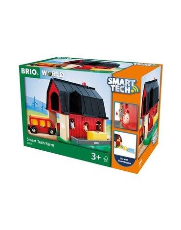 BRIO World Smart Tech Interaktywna Farma