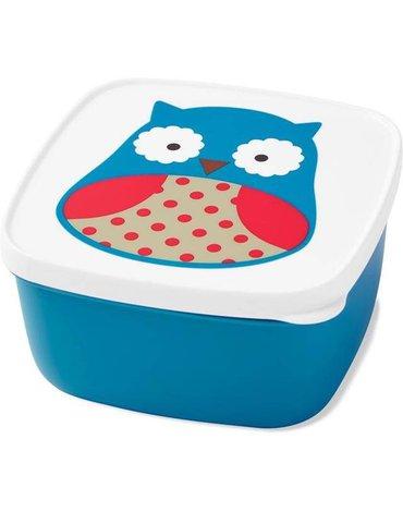 Skip Hop - Zestaw pudełek Zoo Sowa