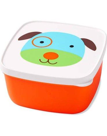 Skip Hop - Zestaw pudełek Zoo Pies