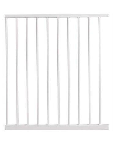 Rozszerzenie bramek Baby Dan PREMIER - panel 64,5 cm, biały