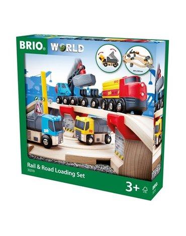 BRIO World Zestaw Kolejowy Kamieniołom