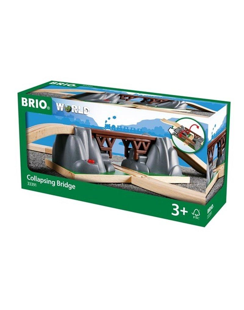 BRIO World Wiadukt Kolejowy z Zapadnią