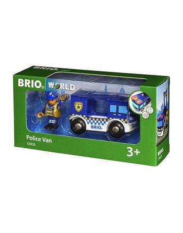 BRIO World Wóz Policyjny z Dźwiękiem