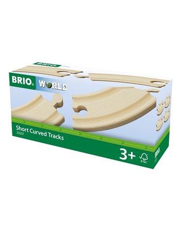 BRIO World Zestaw Torów Krótkie Łuki