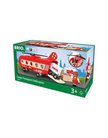 BRIO World Helikopter Transportowy