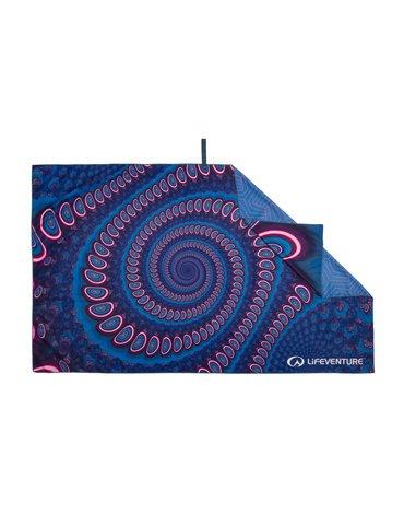 LittleLife - Ręcznik szybkoschnący SoftFibre Recycled Lifeventure - Andaman 150x90 cm