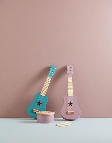 Kids Concept Gitara Dla Dziecka Green