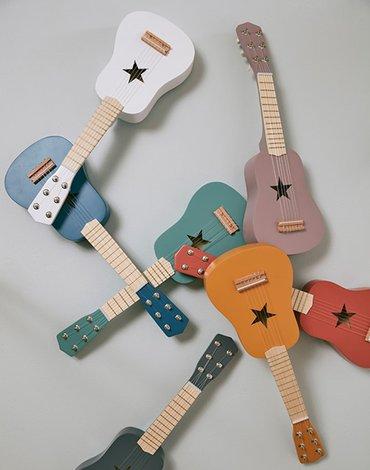 Kids Concept Gitara Dla Dziecka Blue