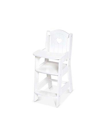 Melissa & Doug - Krzesełko dla lalek Melissa