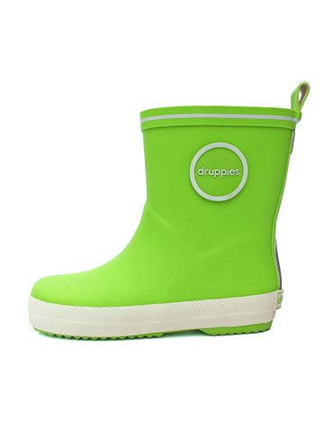 Kalosze FASHION BOOT Druppies fresh green20