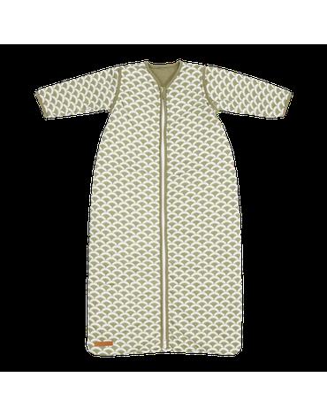 Little Dutch Śpiworek do spania z odpinanymi rękawkami 90 cm Sunrise Olive TE11720711