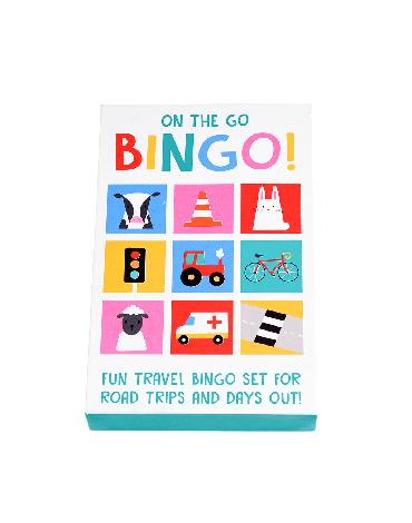 Gra podróżna Bingo, Rex London