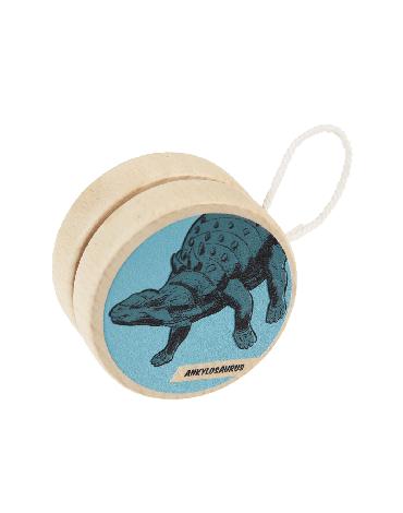 Drewniane Jojo, Ankylosaurus, Rex London