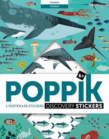 POPPIK - Wyklejanka OCEAN