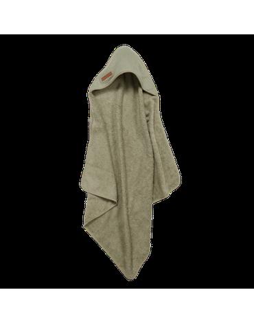 Little Dutch Bawełniany ręcznik Pure Olive TE50630111