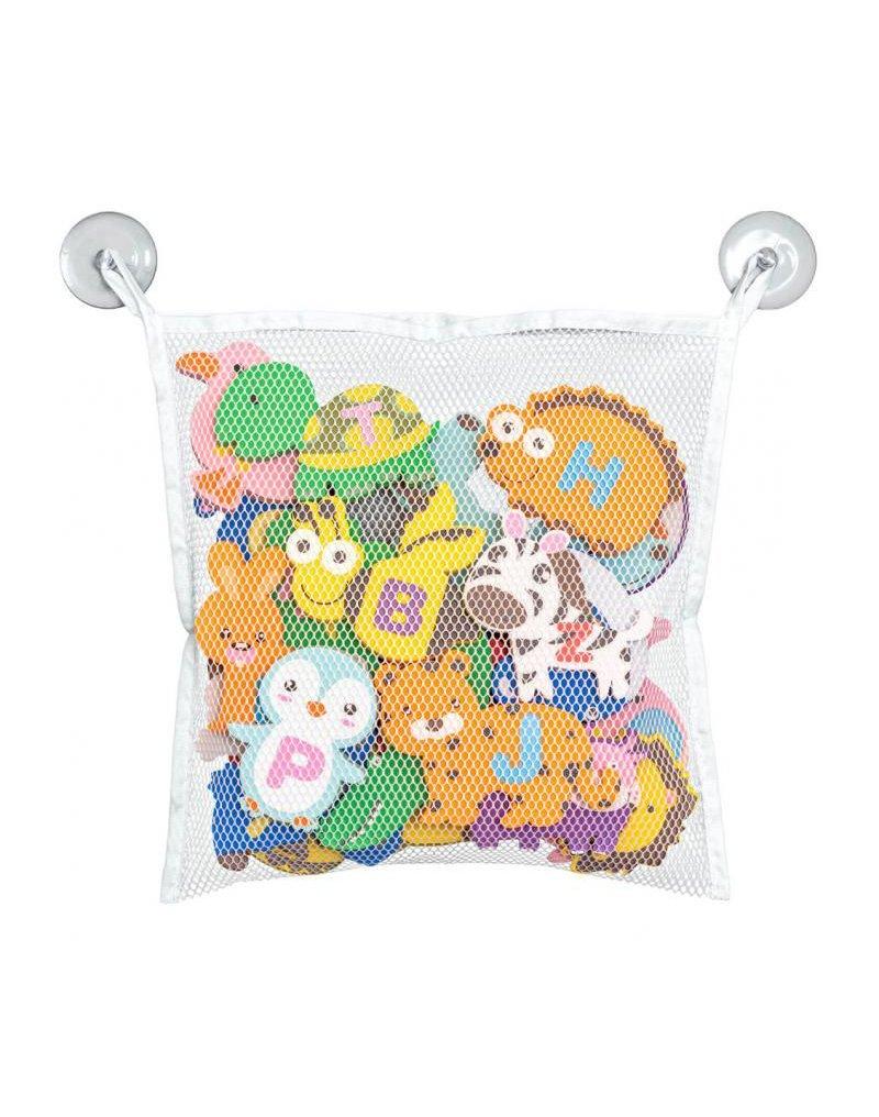 Plastica - Piankowe zabawki do kąpieli - literki