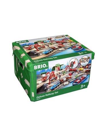 BRIO World Kolejka Deluxe