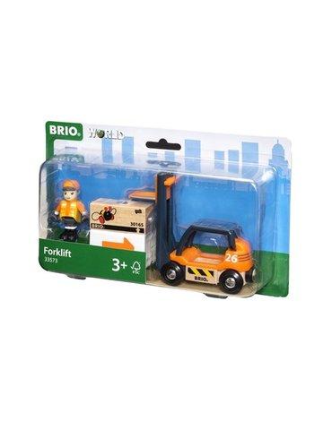 BRIO World Wózek Widłowy