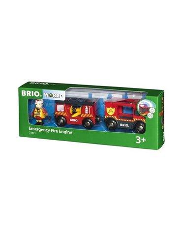 BRIO World Wóz Strażacki
