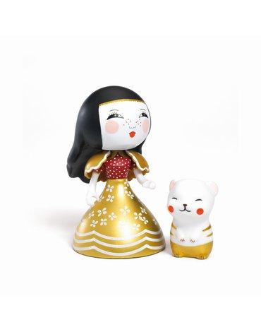 Djeco - Figurka księżniczki MONA & MOON DJ06785